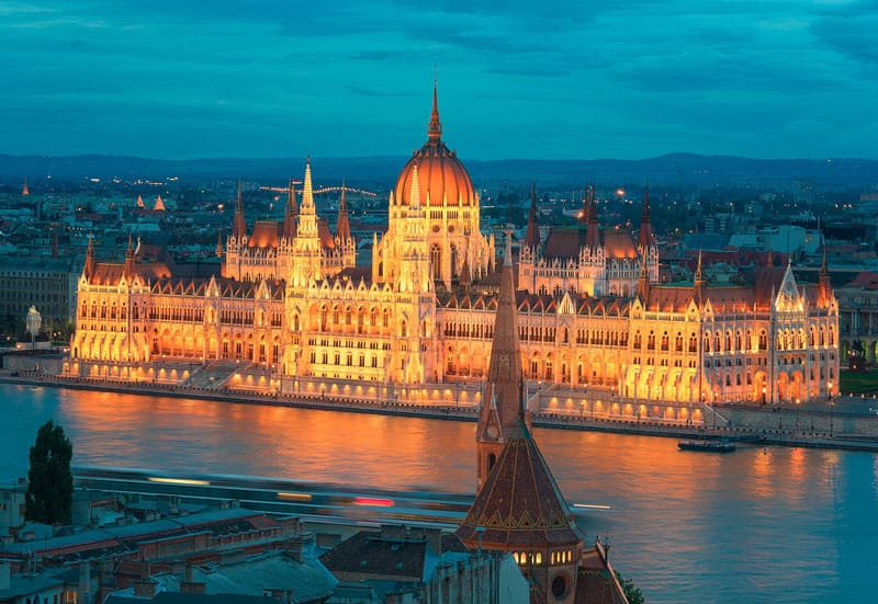 budapest pictures parliament