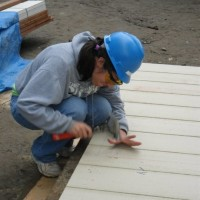 buiding for habitat for humanity in alaska