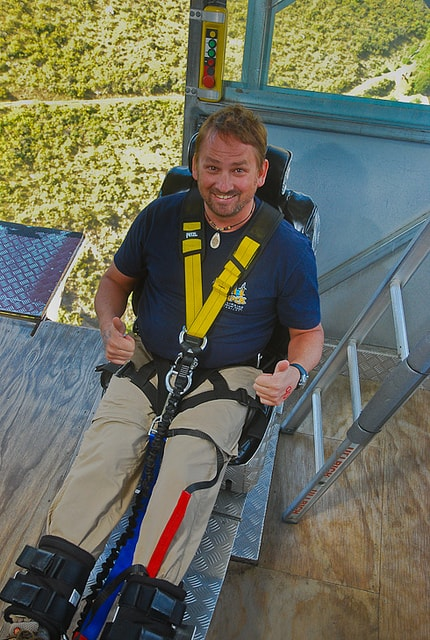 dave bungy jump
