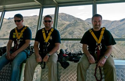 group bungy jump