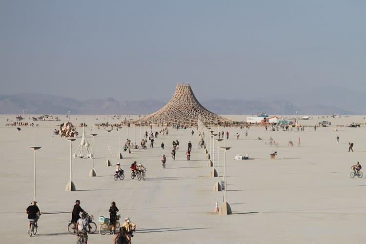 festivals of the world burning man