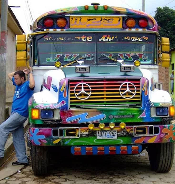 bus travel first class