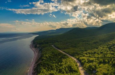 cabot trail canada featured image