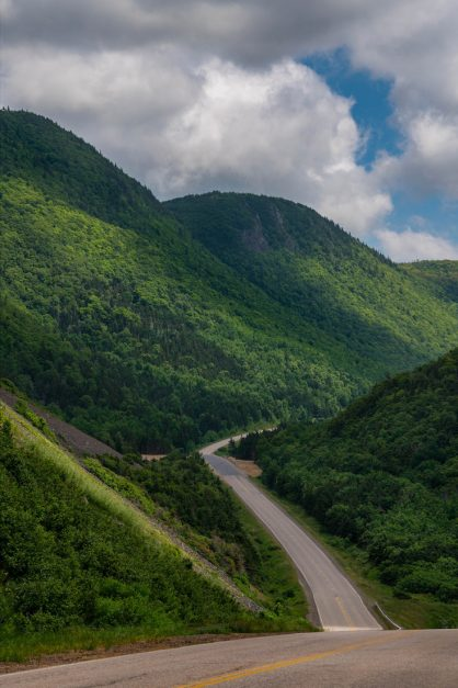 road trip Cabot Trail nova scotia