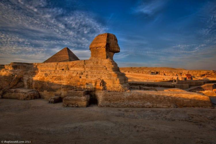 cairo as a tourist pollution