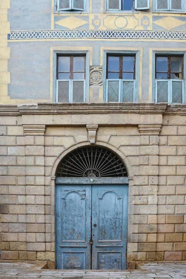 cairo travel painted doors off the beaten path