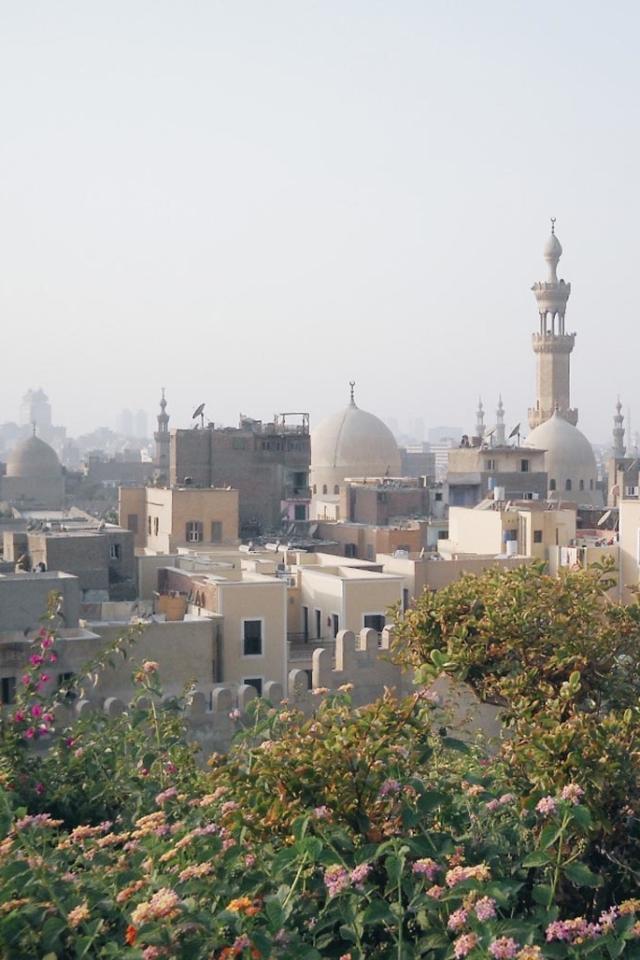 mosque cairo egypt