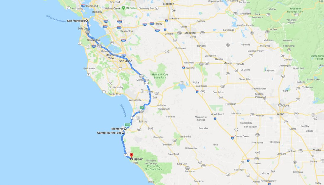 The Ultimate California Road Trip Itinerary | The Planet D