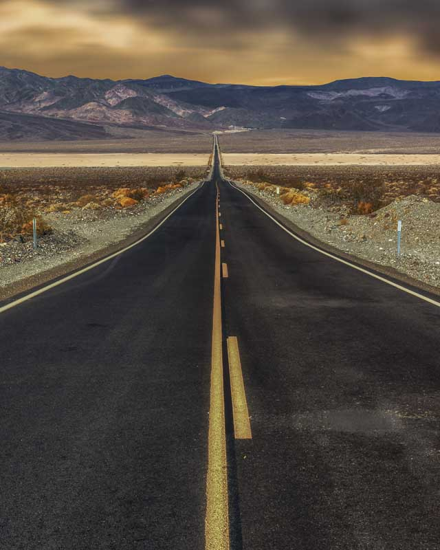 Death Valley California road Trip