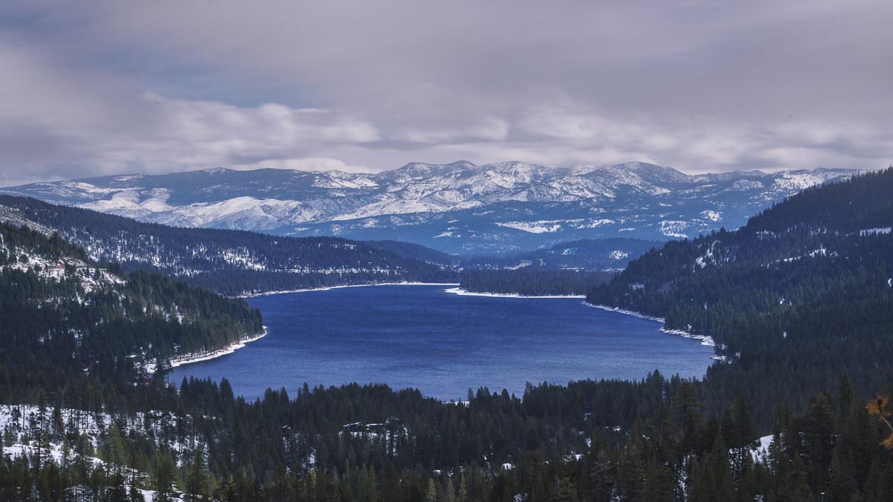 donner lake california travel