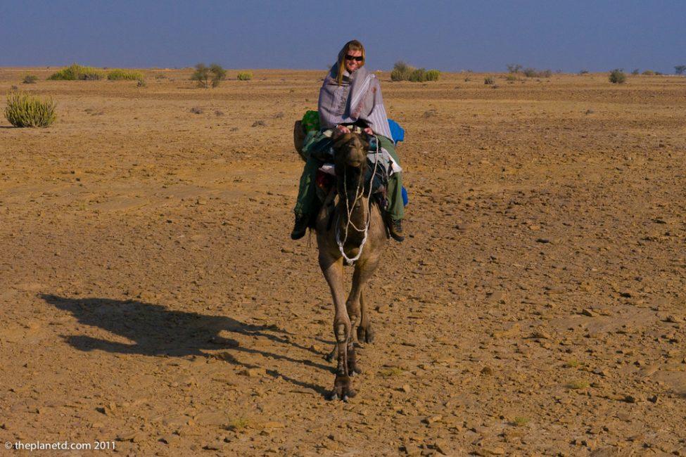 Rapid Development in India Reaches the Far Thar Desert
