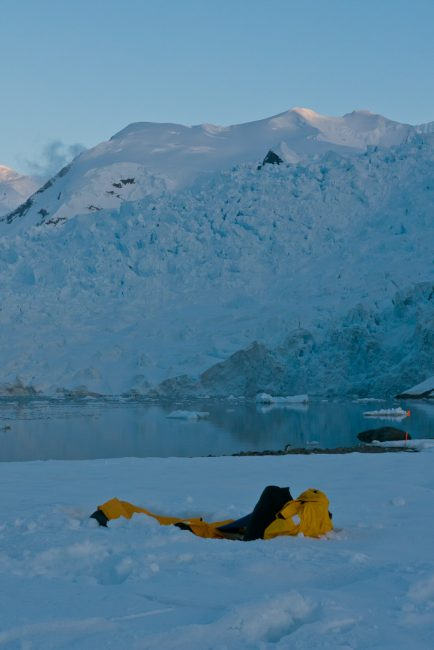 Camping in Antarctica, The Videos and More Tales