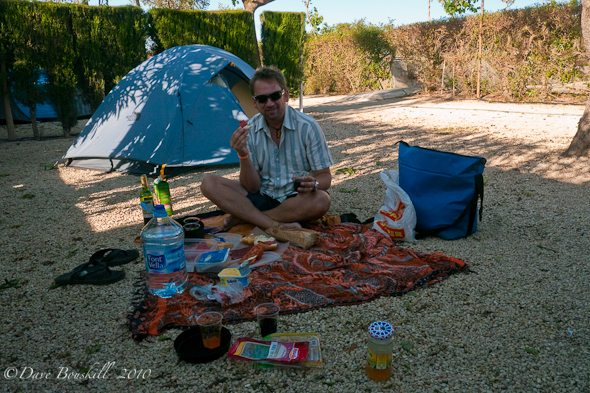 Camping Tips for Spain and France