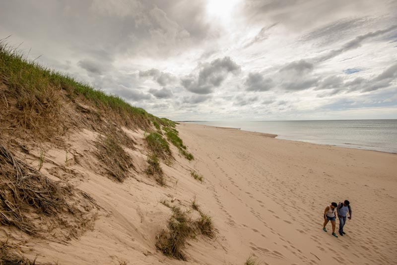greenwich dunes pei best canada adventures