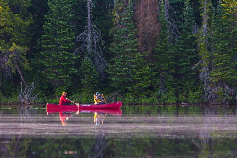 canoe canada