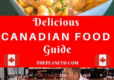 guide to canadian foods