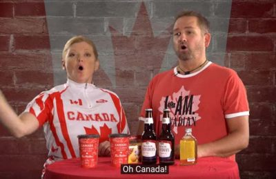 best canadian foods and drinks