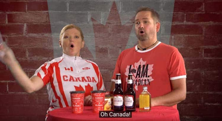 Canadian Food – Delicious Dishes and Drinks from Canada