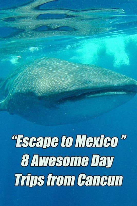cancun day trips