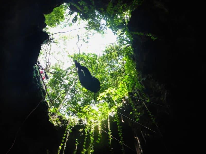 cancun day trips cenotes