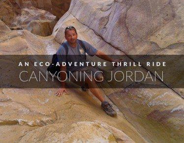 canyoning-jordan