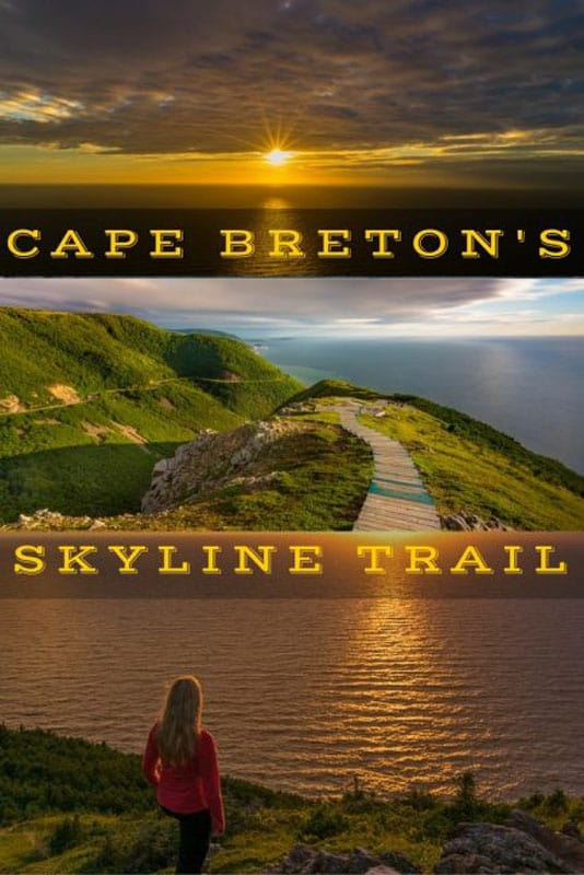 cape breton skyline trail