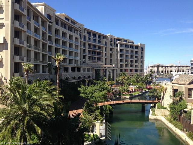capetown vacation rental bridge