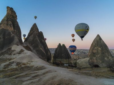 Cappadocia Hot Air Balloon: How to Choose the Right Company