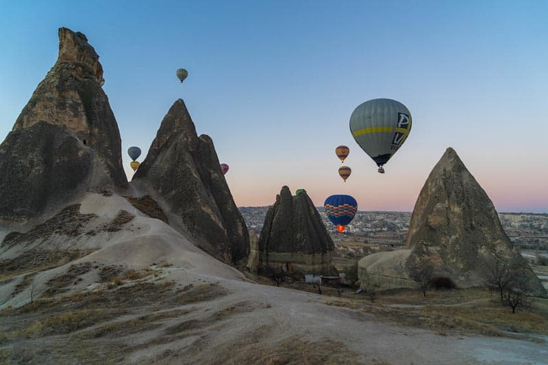 Cappadocia Hot Air Balloon: How to Choose the Right Company