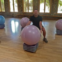 rancho la puerta cardio drumming workout