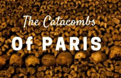 A tour of the Catacombs of Paris