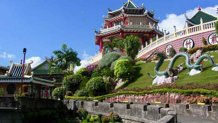 things to do in cebu city | taoist temple