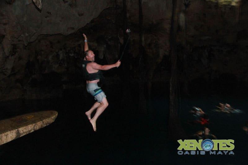 cenote adventure dave