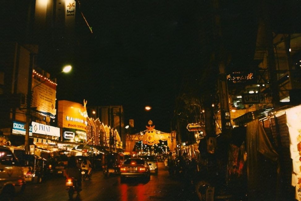 Chang Mai Night Market a must do