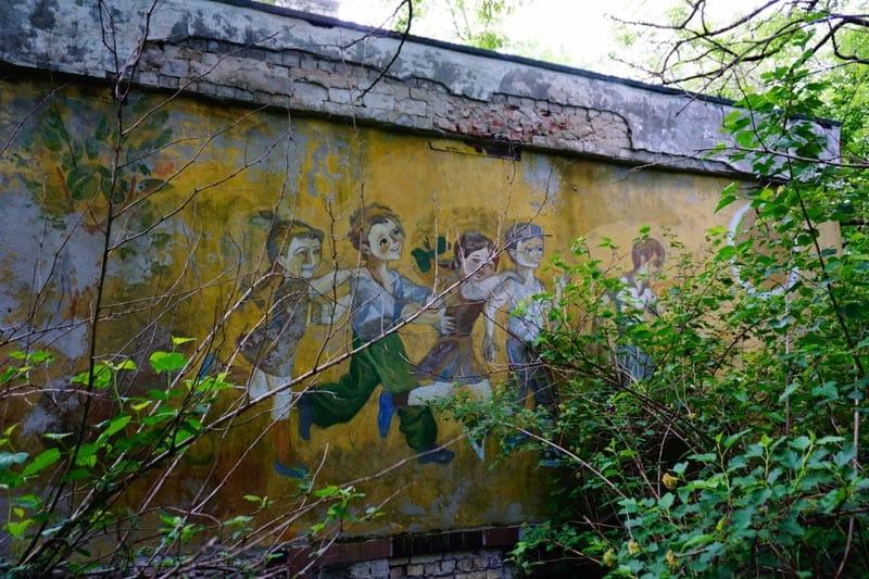 chernobyl pictures children