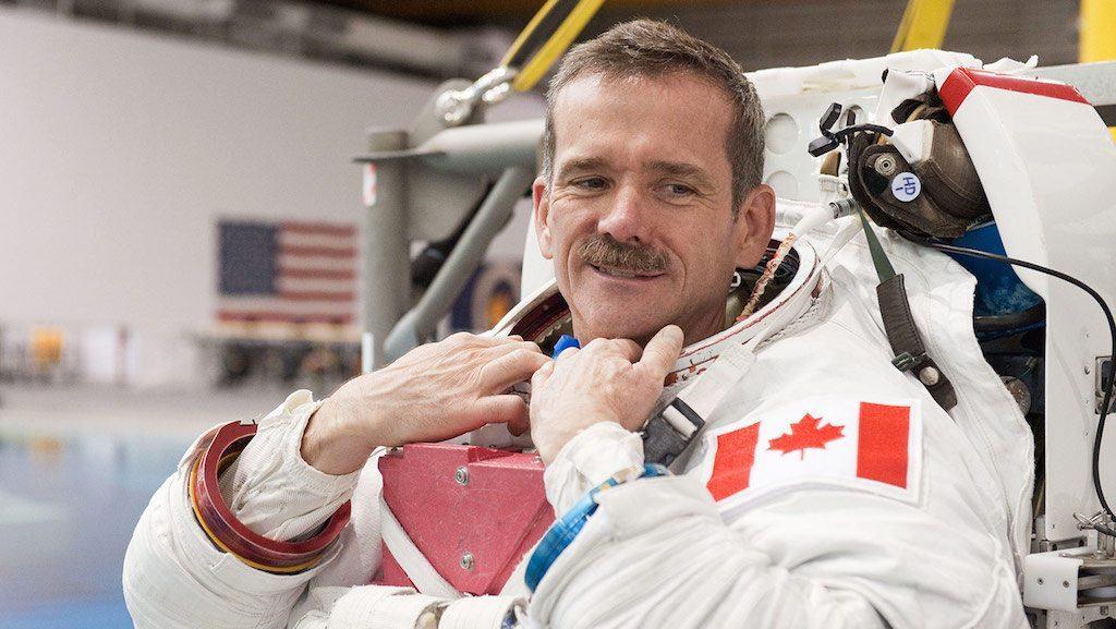 Colonel Chris Hadfield