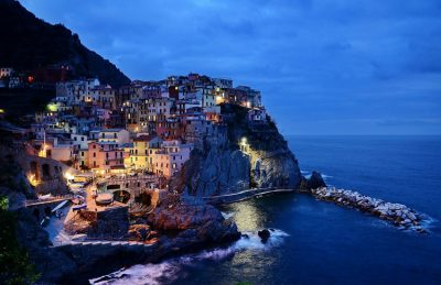 hiking the cinque terre italy