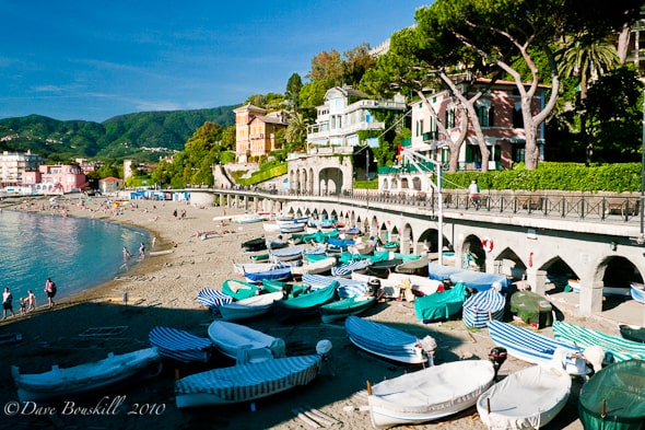 levanto italy one of the five villages