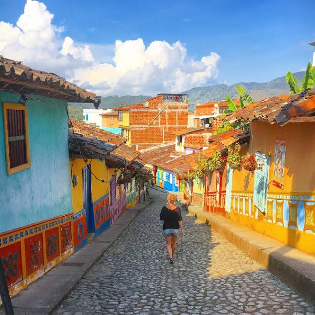 Medellin is one of the more popular cities in Colombia