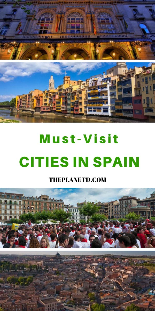 must visit cities in spain