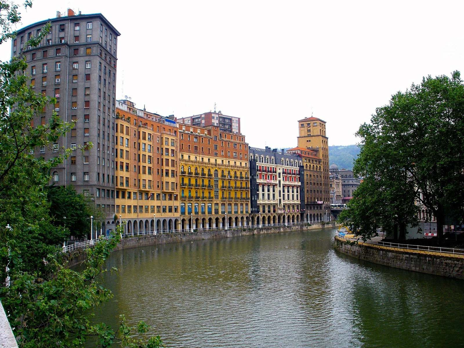 cities in spain | bilbao