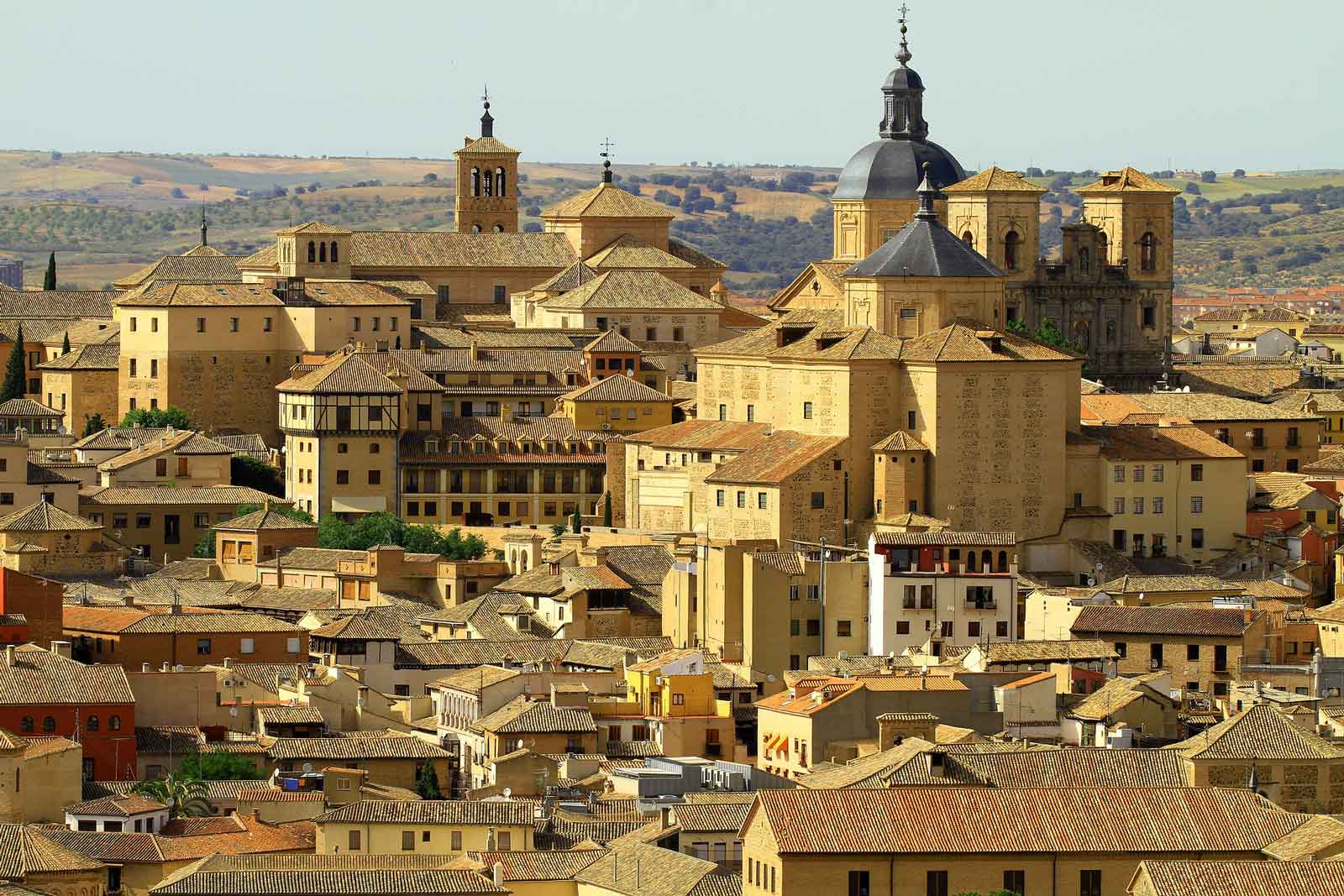 spain cities to see | toledo