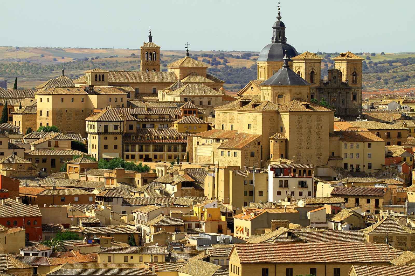 ciudades de españa para ver | Toledo