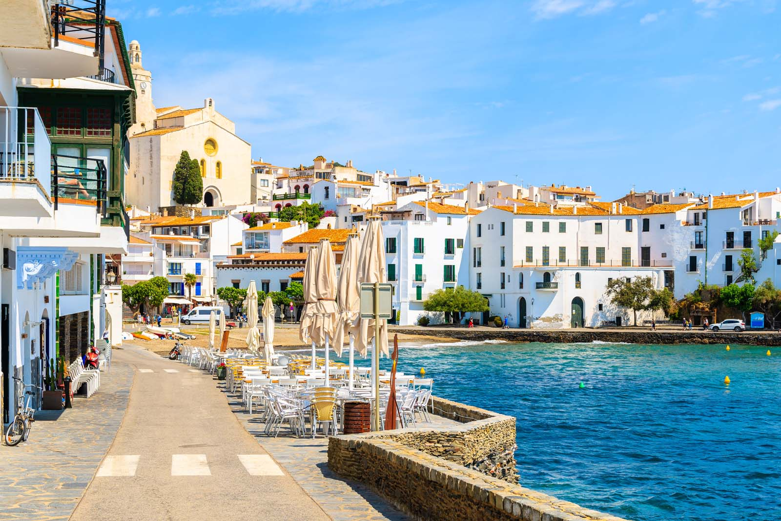 cities in spain | cadaques