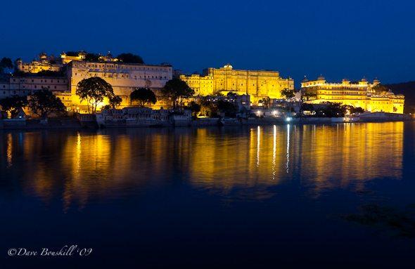 City-Palace-Night-Rajasthan
