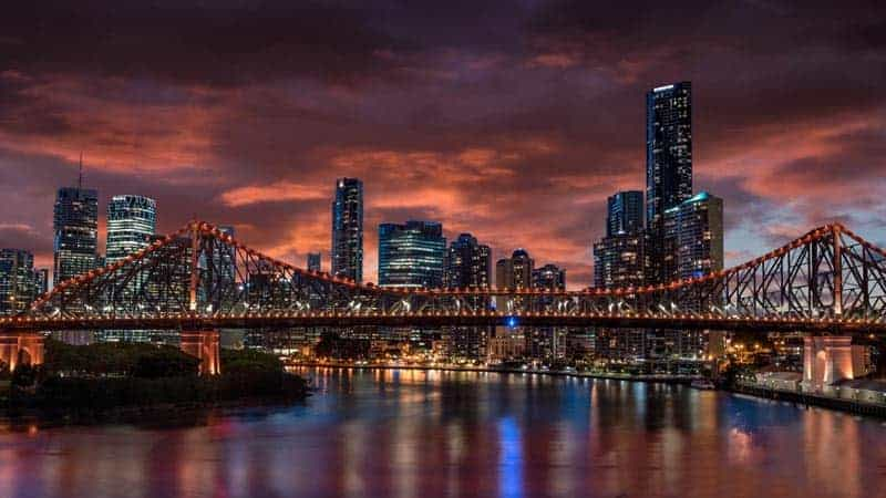 best skylines brisbane