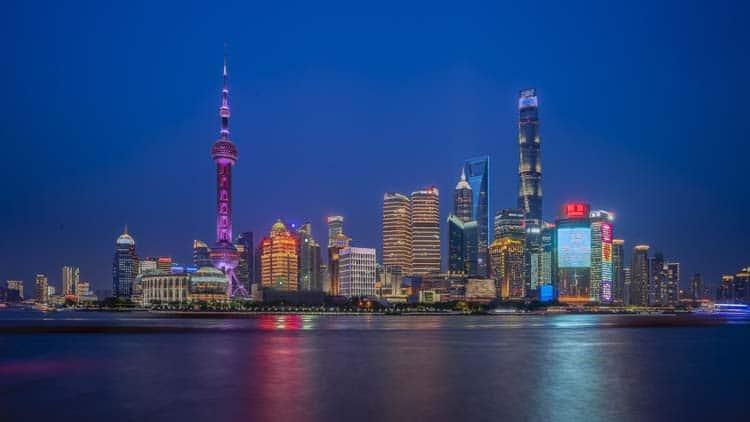 city skylines shanghai
