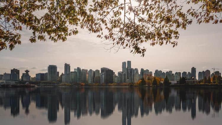 best city skylines | Vancouver