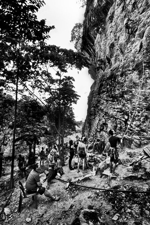 climbing adventures group