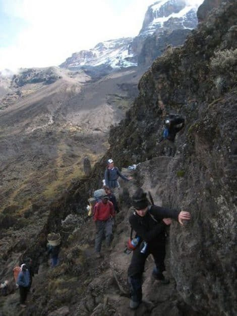 how hard is it to climb mount kilimanjaro